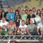 Семеро золотонісців перемогли на черкаському турнірі з пауерліфтингу