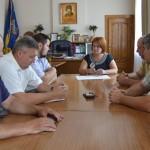 """""""Я розумію ваш відчай"""", – голова обласної ради на зустрічі з активістами з питання керівника РЕМу"""