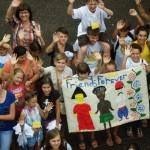 Золотоніські діти розпрощалися з організаторами ESL-Camp [ФОТО, ВІДЕО]