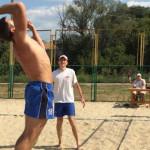 На старому стадіоні відбувся турнір з пляжного волейболу [ФОТО]