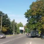 Освітлення на вулиці Шевченка працюватиме у трьох режимах