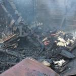 На пожежі в Чапаєвці загинуло літнє подружжя [ФОТО]