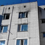 Пожежники врятували золотонісця під час лиха у власній квартирі [ФОТО, ВІДЕО]
