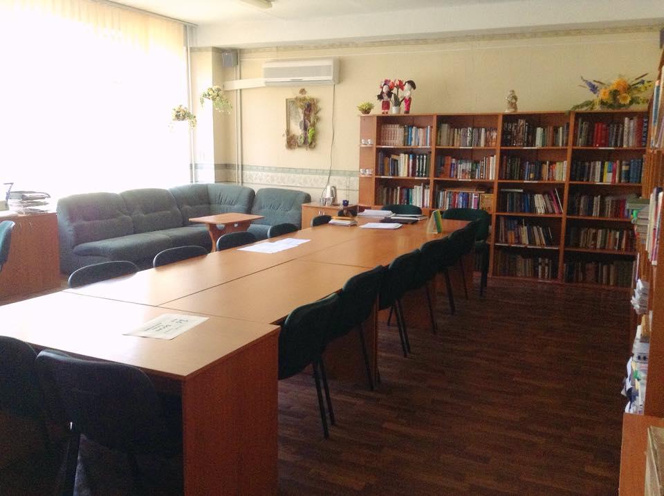 У ресурсному центрі є місце для всіх – викладачів, учнів, батьків