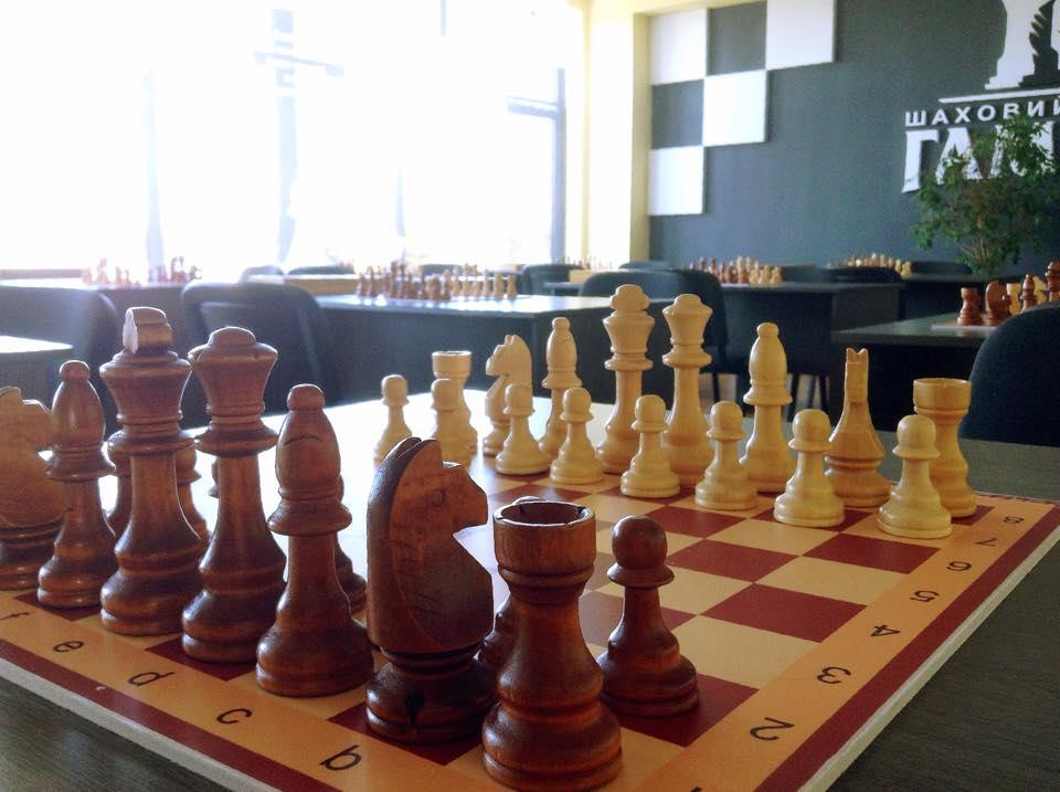 """Шаховий клуб """"Гамбіт"""" – гордість гімназії"""