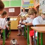 Гельмязівським школярам відкрили клас для вивчення робототехніки [ФОТО]