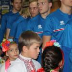 Скориківські діти відкривали відбірковий матч Євро-2017 [ФОТО]