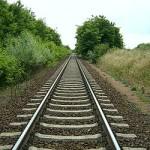 На пункті металобрухту намагались збути частини залізничного полотна