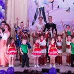 """Танцюристи зі школи """"DanceMaister"""" відзначили 5-річчя на міській сцені [ФОТО]"""