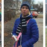 #Фотофакт. 16 листопада: нова алея у парку, дитячі суботники та дорослі шкідники [ФОТО]