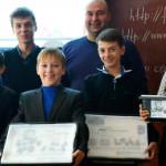 Група юних золотоніських Lego-розробників провела перше заняття [ФОТО]