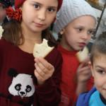 Учням третьої школи показували, як виготовляється черкаський хліб [ФОТО]