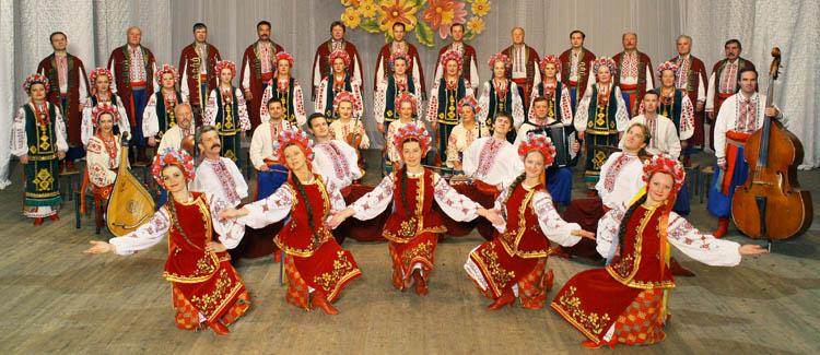 черкаський народний хор