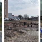 #Фотофакт. 9 листопада: фонтан, асфальтування після виборів та день працівників культури [ФОТО]