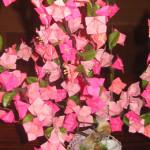 Юні митці з Будинку школяра відзначились на обласній виставці оріґамі [ФОТО]