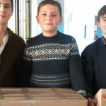 Тетяна Андрейко » Подарунки школярів для захисників [ФОТО]