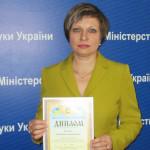 Світлана Бузенко – кращий класний керівник України [ФОТО]