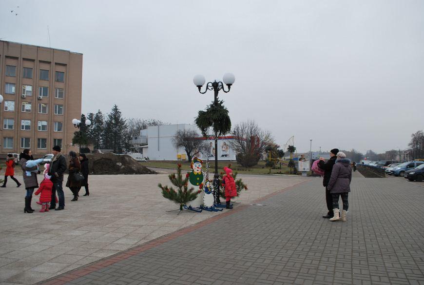 новорічна ялинка 3