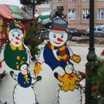 На центральній площі відкриють резиденцію Діда Мороза [ФОТО]
