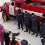 Рятувальники навчали школярів правилам безпеки на кризі [ФОТО]