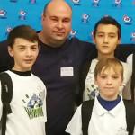 """Учнівська команда """"ZoloWizards"""" відвідала перші для себе змагання з робототехніки [ФОТО, ВІДЕО]"""