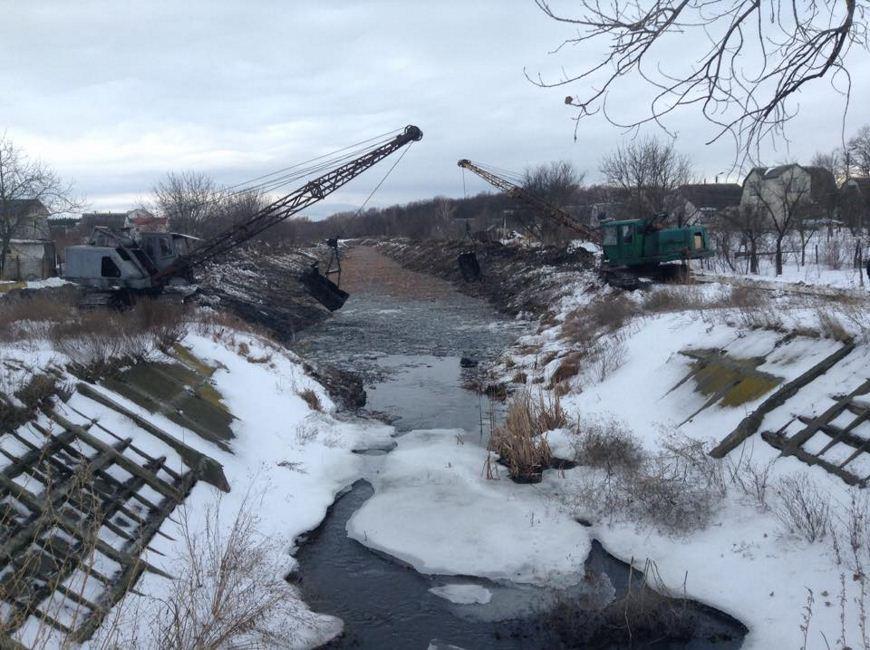 очищення річок 5