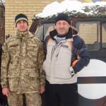 Комітет сприяння оборони передав черговий УАЗ до зони АТО
