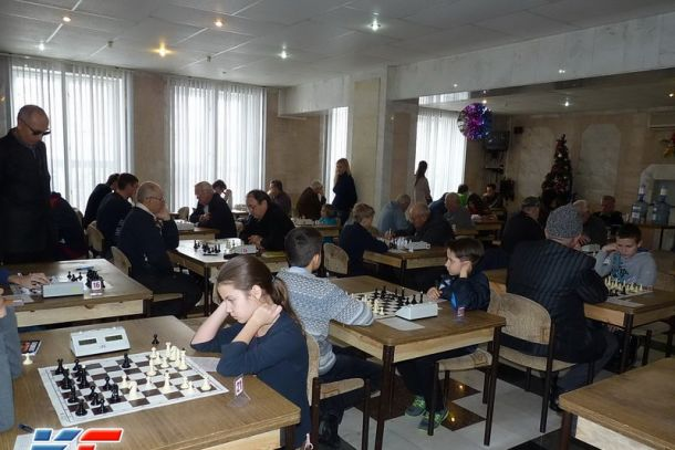 першість полтавської області з шахів