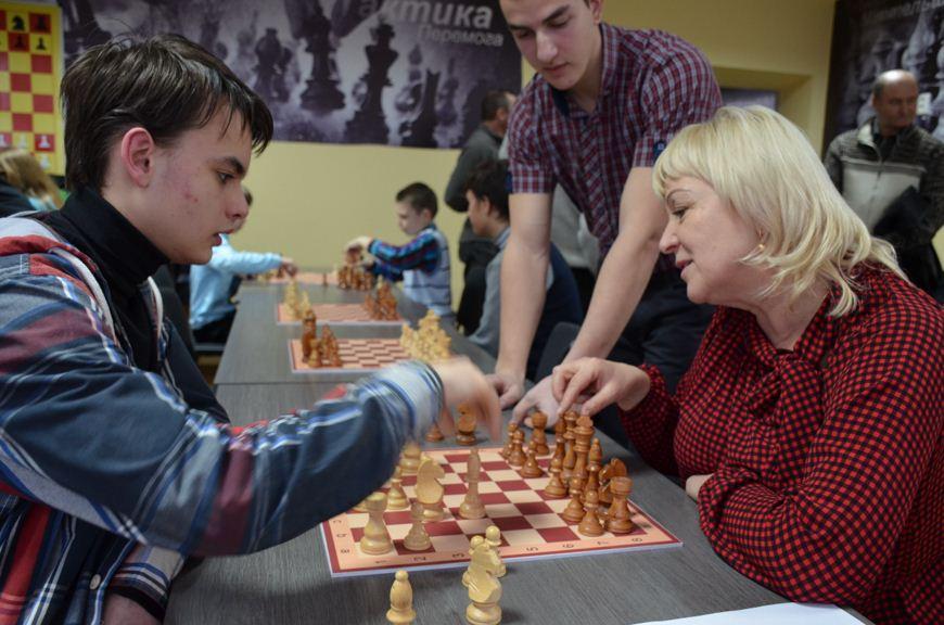 шаховий кубок міського голови 15