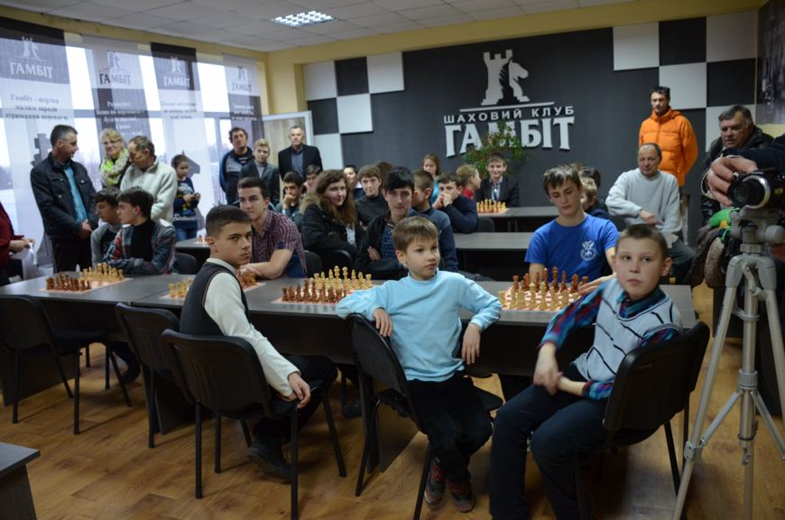 шаховий кубок міського голови 16