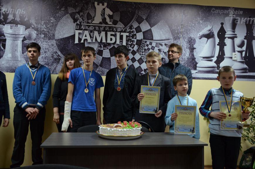 шаховий кубок міського голови 22