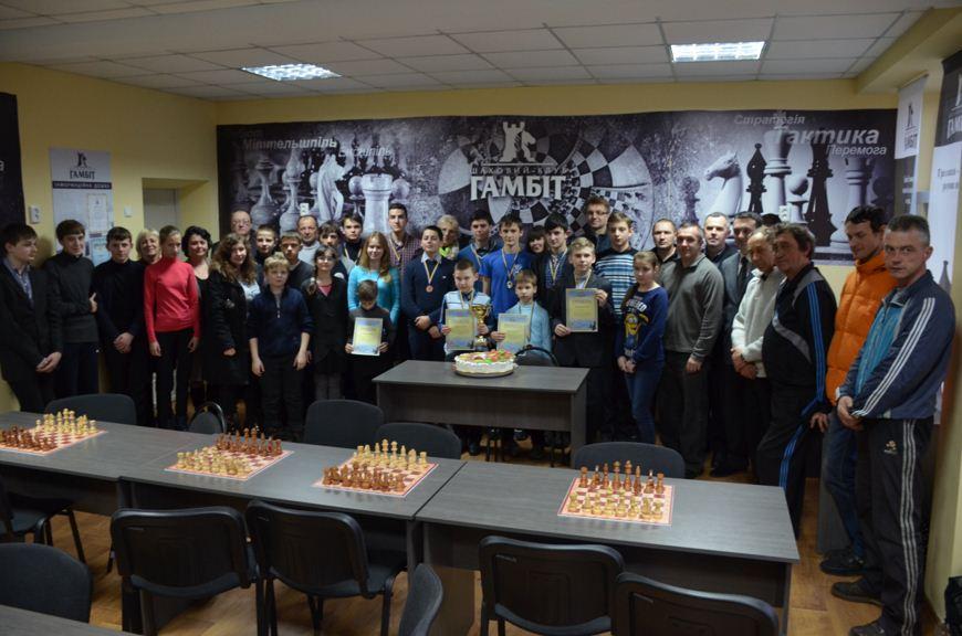 шаховий кубок міського голови 24