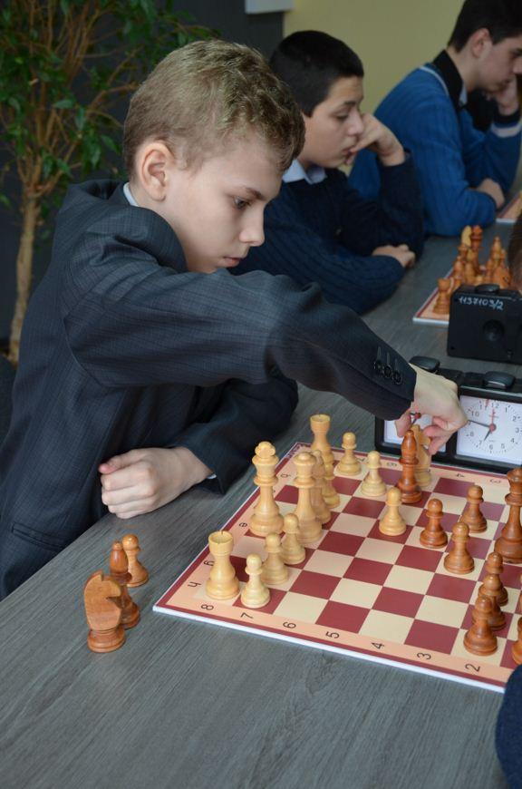шаховий кубок міського голови 6