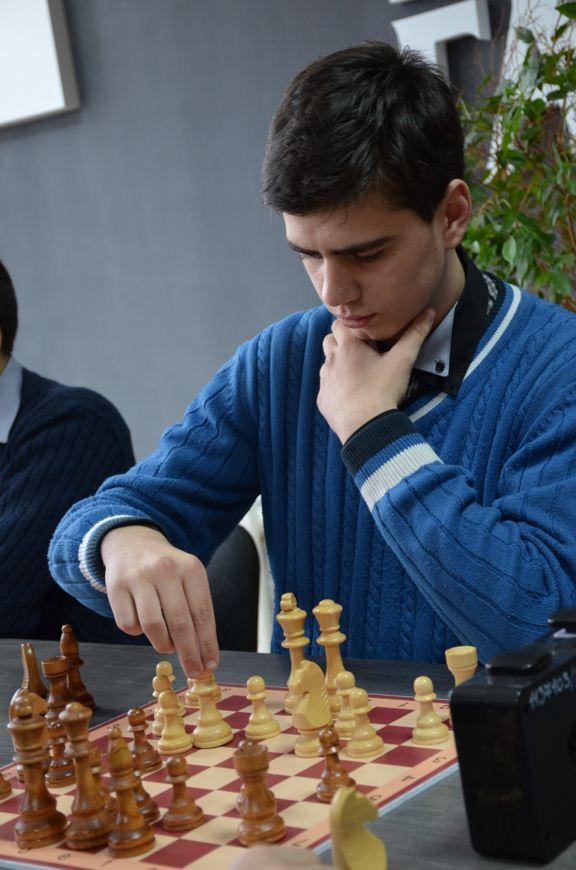 шаховий кубок міського голови 8