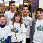 Бронза та спецприз: команда гімназії повернулась із плідного для себе Всеукраїнського фестивалю робототехніки [ФОТО]