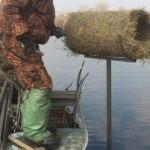 """Біля Коробівки вперше встановили сотню гнізд для качок за """"американським"""" принципом [ФОТО]"""