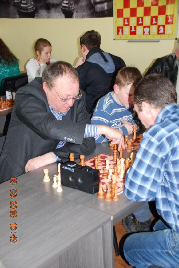 Шаховий турнір поколінь 1