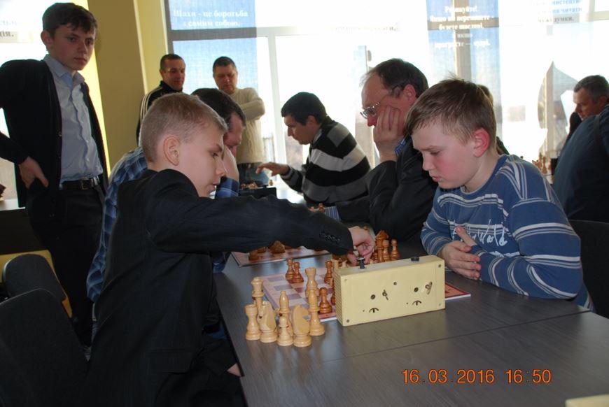 Шаховий турнір поколінь 2