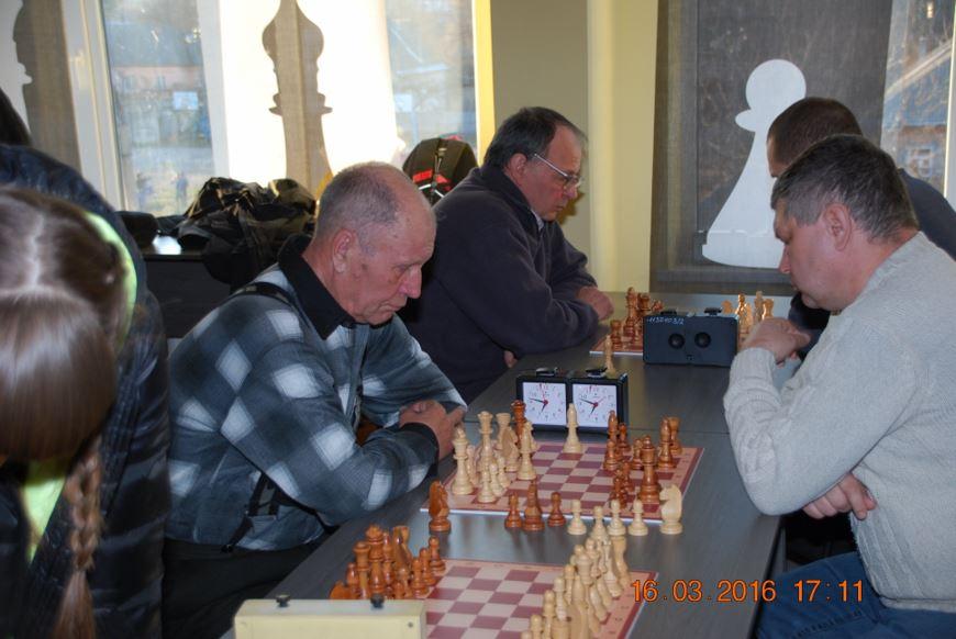 Шаховий турнір поколінь 3