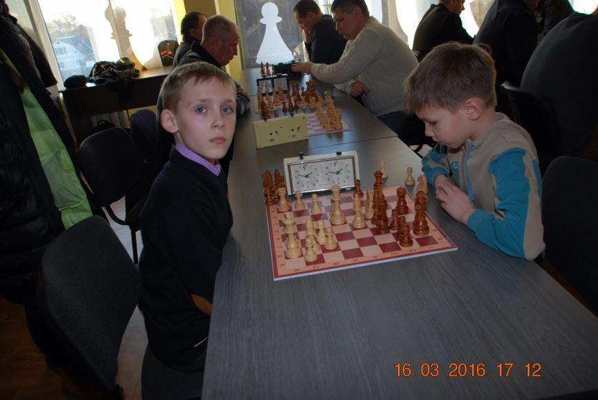 Шаховий турнір поколінь 4