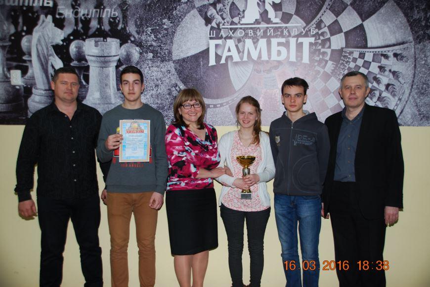 Шаховий турнір поколінь 8