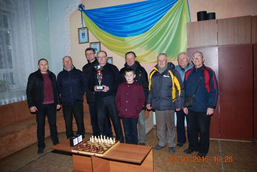 чемпіонат Золотоноші зі швидких шахів