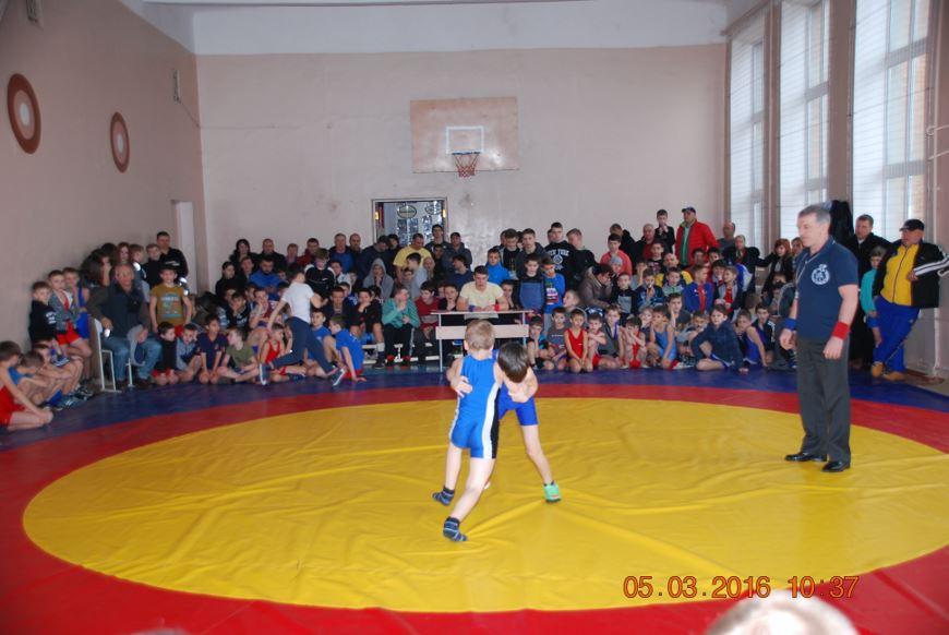 турнір з греко-римської боротьби 1