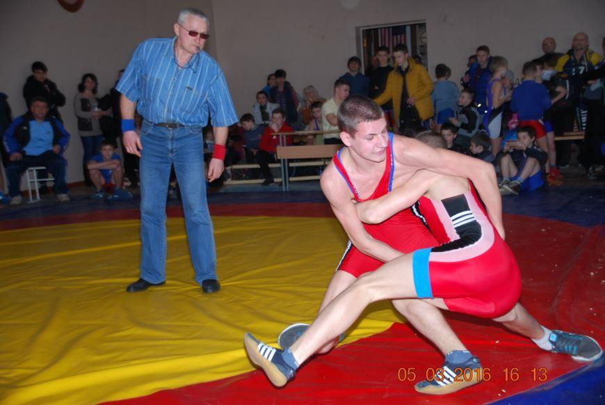турнір з греко-римської боротьби 14