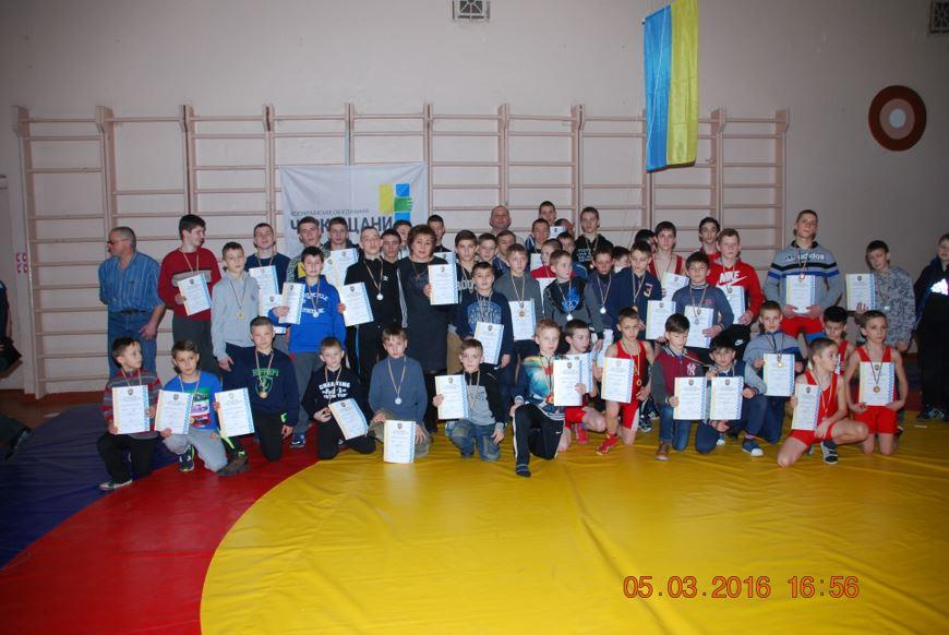 турнір з греко-римської боротьби 17