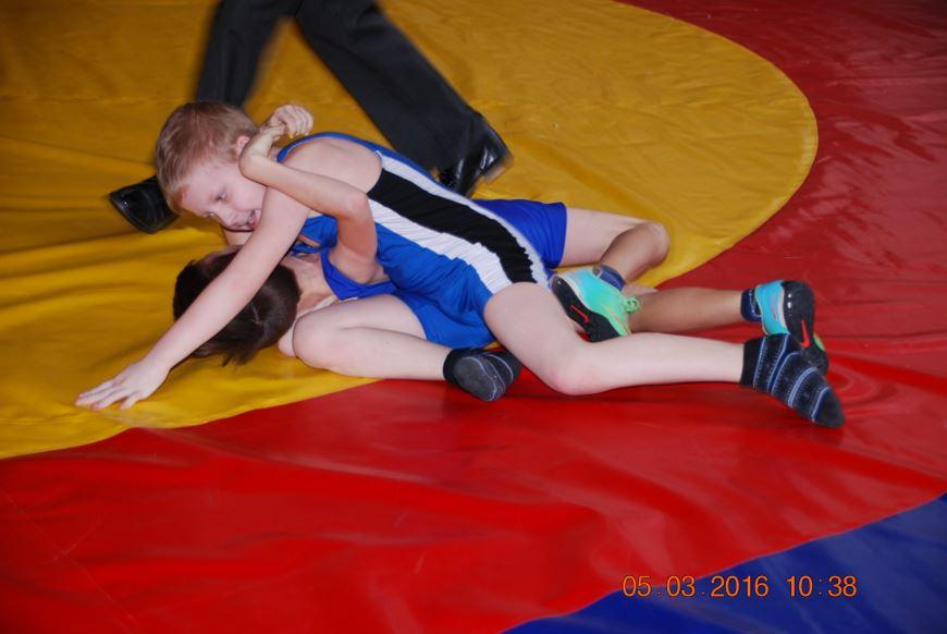 турнір з греко-римської боротьби 2
