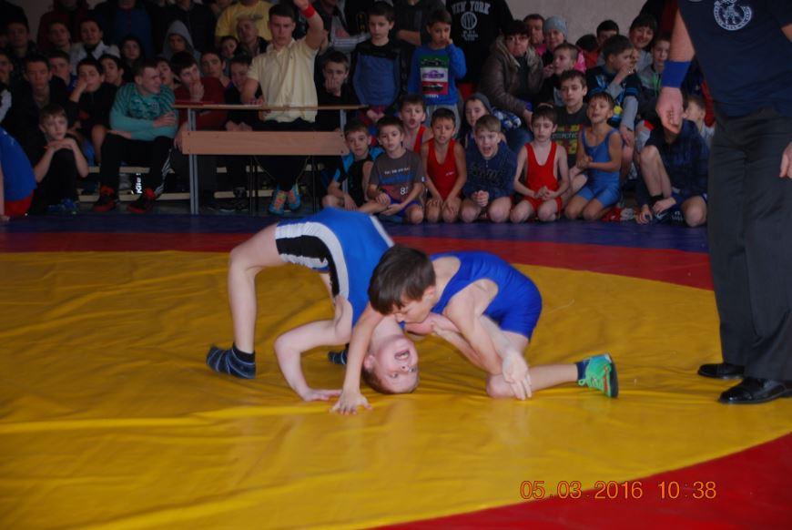 турнір з греко-римської боротьби 3