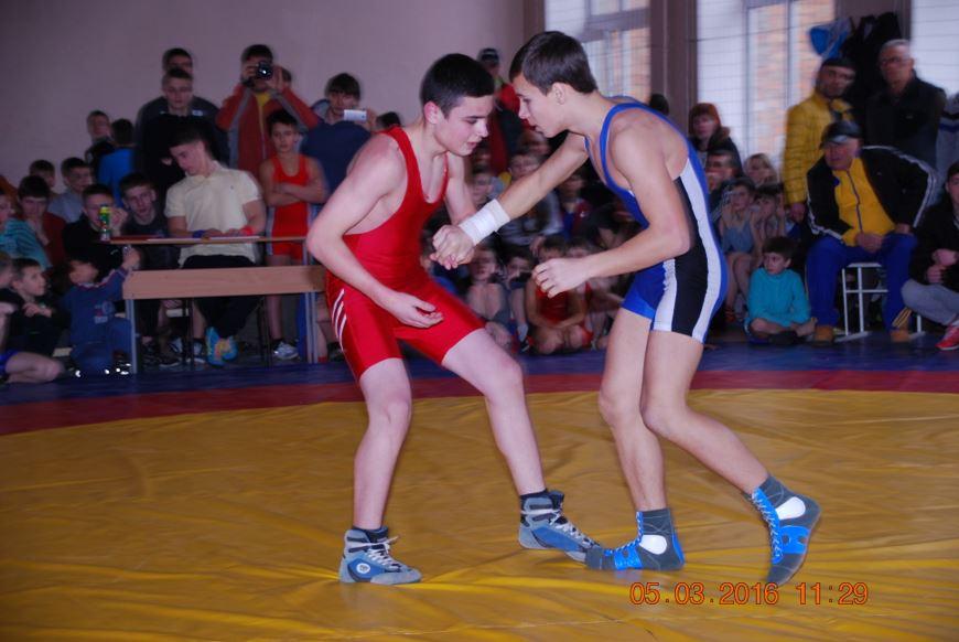 турнір з греко-римської боротьби 4