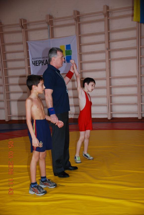 турнір з греко-римської боротьби 5