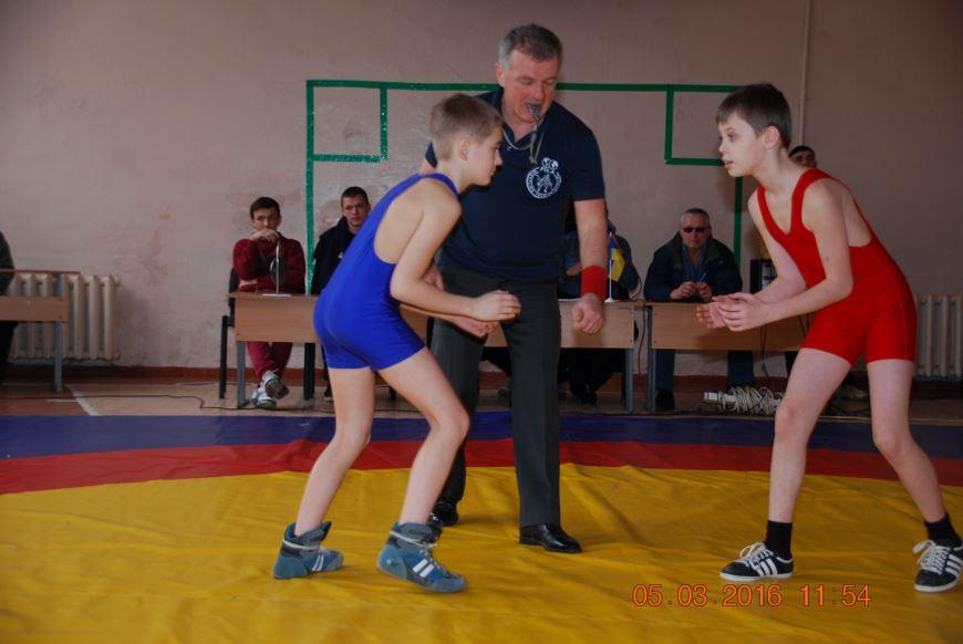 турнір з греко-римської боротьби 6
